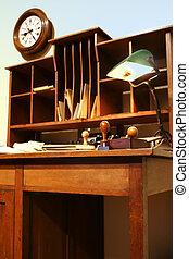 old bureau