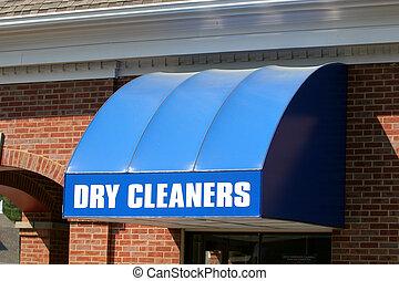 seco, limpiadores