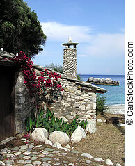 dreamhouse - tiny house, next to the beach, in Pelion,...