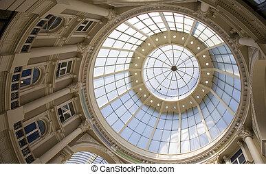 玻璃,  2, 圓屋頂