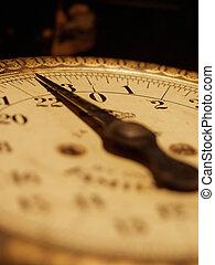 Antique Scale - antique scale