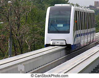 monorail moscow