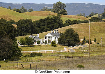 Country palatial home - Palatial Horse Ranch in the country...