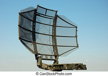 satellite dish - camouflaged tactical military satellite...