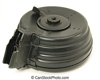 762x39 75 Round Drum - Chinese 762x39 75 round ak-47 drum...