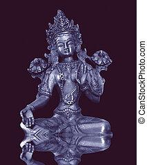 buddha statue - gold buddha statue