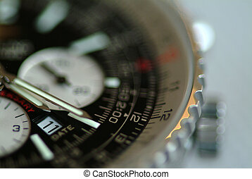 On The Eleventh - Strong shallow of field of Breitling...