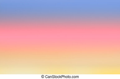 Colorful Sky Background - Multi colored sky back ground in...