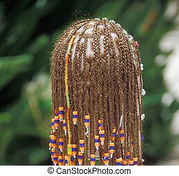 cabelo, tranças