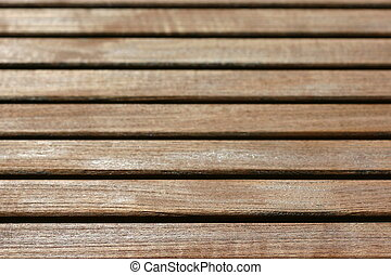 wooden slats - pattern of wooden slats