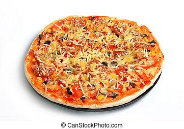 イタリア語, ピザ