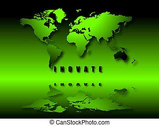 illuminated world inovate