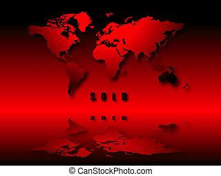 illuminated world sold