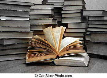 conhecimento, -, luz, ignorância, -, escuridão