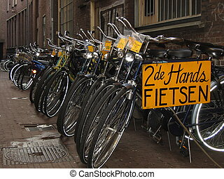 Bikes in Holland - A perspective of standalone bicycles in...