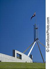 australiano, Parlamento, Hou