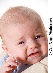płacz, niemowlę