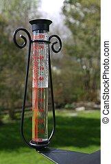 Rain gauge - Garden rain gauge