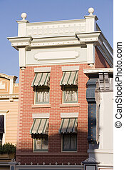 Historic Building, Storefront - Photo of a historic...