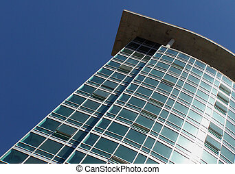 High Rise - New construction apartment building near the...