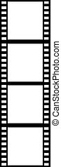 Vertical Film Strip