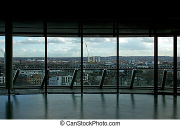 View - Magnificent view over the city from apartment