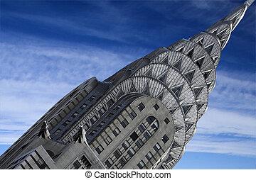 Chrysler Building - The Chrysler Building in New York City