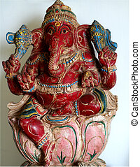 ganesha - indian deity - ganesha one of the most indian...