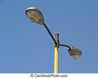 Lamp Post - Parking lot lamp post