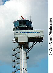 Control Tower - Airport Control Tower