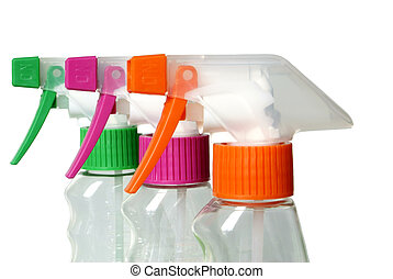 Household products - Household Cleaning Product nozzles...