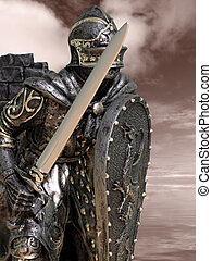 Knights and Armour - Medieval Knights - Various images...