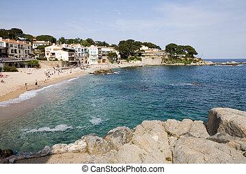 Calella de Palafrugell, Costa Brava, Catalonia, Spain