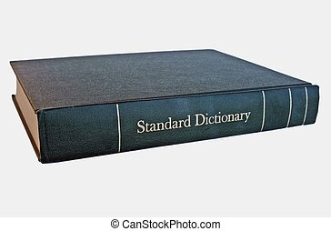 standard dictionary - basic standard dictionary