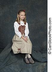 German Children - Model Release #270 German child age years...