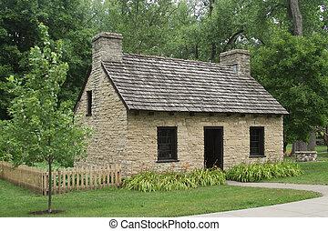 William Morris House Built around 1815 Carillon Historical...