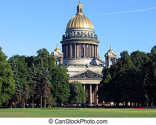 Saint Isaac\\\'s Cathedral. St Petersburg. Russia