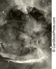 Face of Death - Astrophotography - astronomical images of...