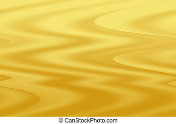 Sand Dune Abstract - An Abstract Composition Suggests the...