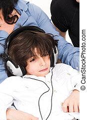 musik, Lyssnande