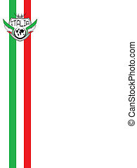 italia background - Italian background with 70\\\'s style...