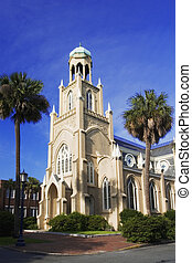 Israel Synagogue - The Congregation Mickve Israel Synagogue...