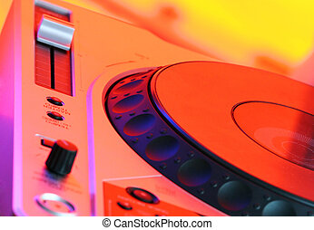 Professional CD Player