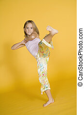 Seven year old girl - Model Release 290 Seven year old girl...