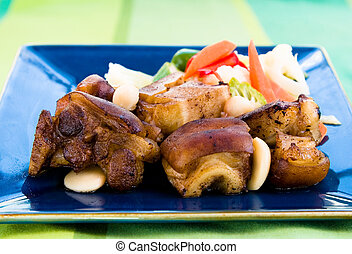 Cows Foot - Caribbean S - Cows foot - Caribbean style served...