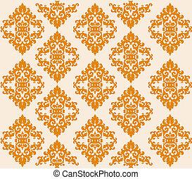 Wallpaper Pattern - Wallpaper pattern - illustration