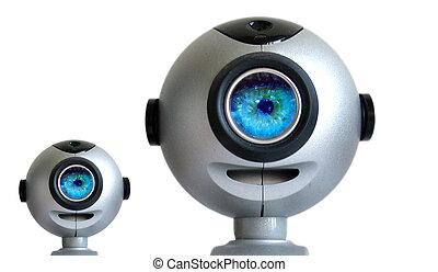 web cam - tecnology web cam