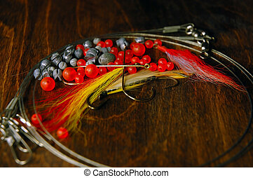 Fishing Tackle - An assortment of fishing tackle including...