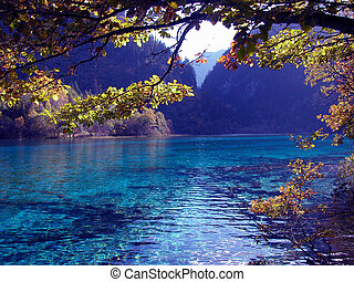 paradise - Jiuzhaigou Valley Scenic and Historic Interest...
