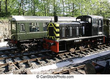 deisel trains
